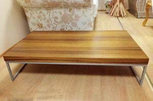 Tavolino 04, Tavolino rettangolare moderno