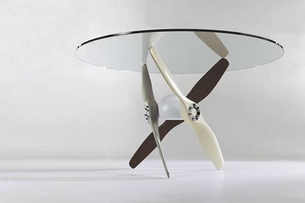 Tavoli tavolini design moderno idf for Tavolo alzabile
