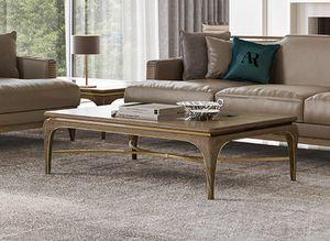 Alexander Art. A25, Elegante tavolino rettangolare