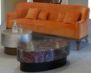 Art. 31718, Tavolio ovale da salotto