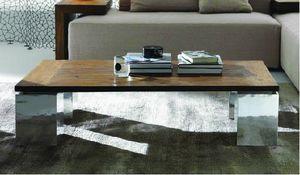 Noa tavolino, Tavolino con piano in teak