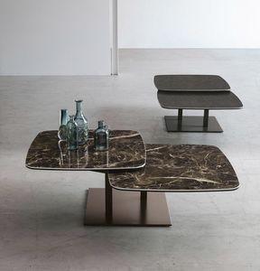 ORBITAL TL511, Tavolino con piani che ruotano