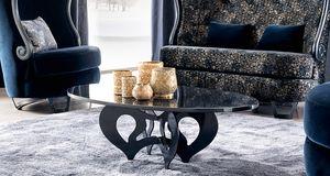 Arredo tavolini pietra ovali idfdesign
