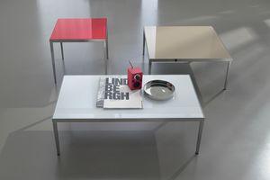 Piper, Tavolino da caff� disponibile in diverse dimensioni