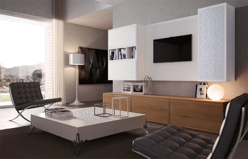 Tavolino basso tavolino dal design essenziale tavolino for Salotto elegante