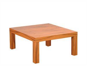 Silva 907, Tavolino quadrato in legno