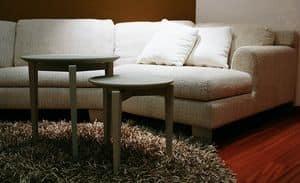 Twin Roma, Tavolino smontabile in legno di frassino