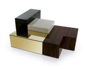 W04CT, Tavolini da salotto modulari