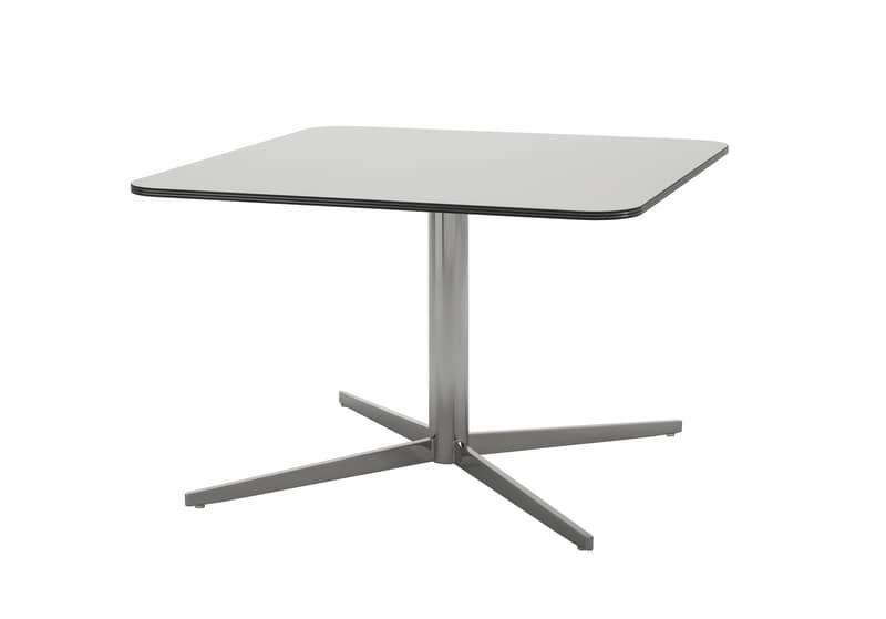 X-foot H39, Tavolino da caffè con piano in HPL