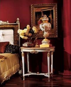 Angeli tavolino 837, Tavolino classico di lusso