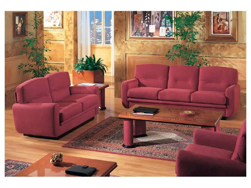 Poltrone decori preziosi reggia idfdesign - Tavolini poltrone sofa ...