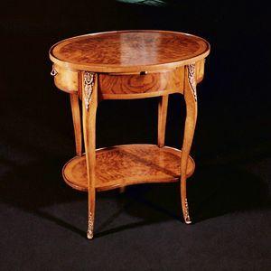 Art. 118/N  Ambulante, Tavolino classico in Stile Luigi XV