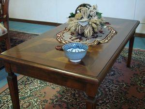 Outlet tavolino quadrato in marmo berto shop