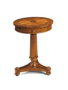 Art. 396, Tavolino tondo in stile classico