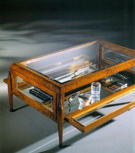 Art D�co Art.527 tavolino-vetrina, Tavolino con vetrina