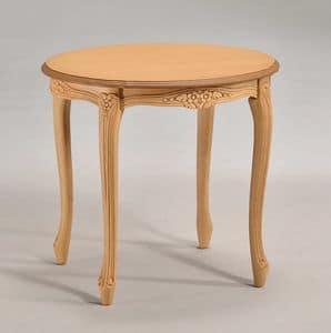 Immagine di BRIANZOLO tavolino rotondo 8075TL, tavolino di lusso