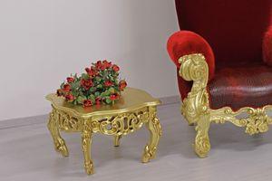Finlandia Argento, Tavolini intagliati classici di lusso