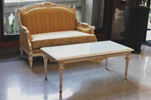 Impero tavolino centrale, Tavolino classico per salotto
