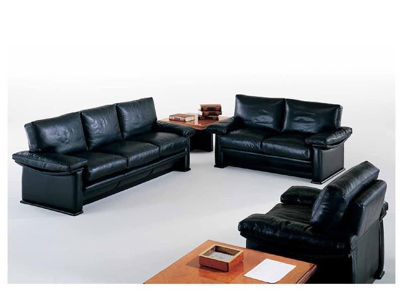 Tavolini decori preziosi sala attesa ufficio idfdesign - Tavolini poltrone sofa ...
