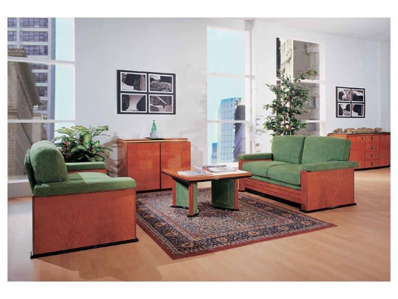 Tavolino in stile suite d 39 albergo idfdesign - Tavolini poltrone sofa ...
