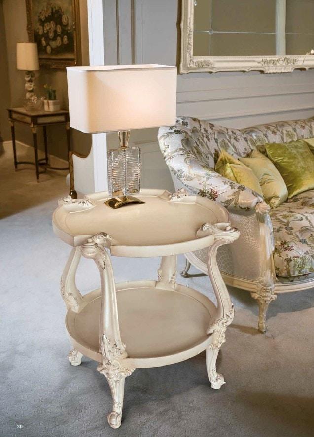 Tavolino 4963, Tavolino laccato stile classico