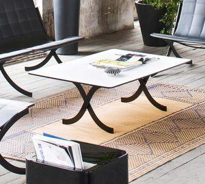 Barcelonina Front Table, Tavolino basso anche per esterni