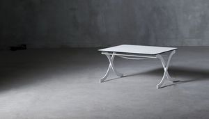 Barcelonina Side table, Tavolino da giardino