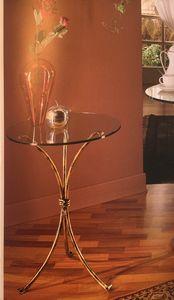 Tavolino, Tavolino in ferro battuto, prezzo outlet