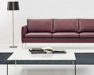 Darwin tavolino, Tavolino design per salotto e sale attesa