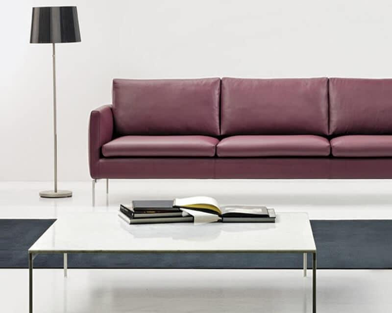 Tavolino design per salotto e sale attesa idfdesign for Tavolini vetro