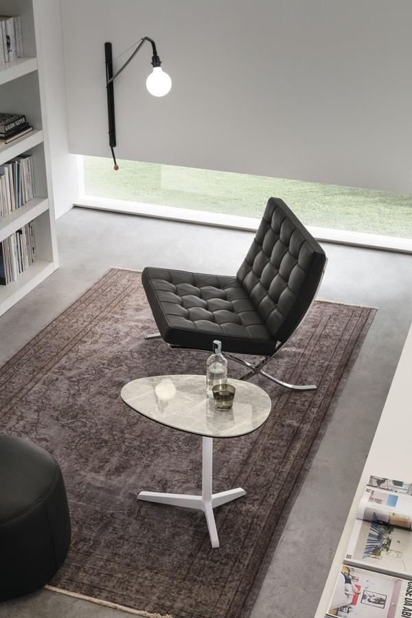 ELICA S TL512, Tavolino per salotto o reception