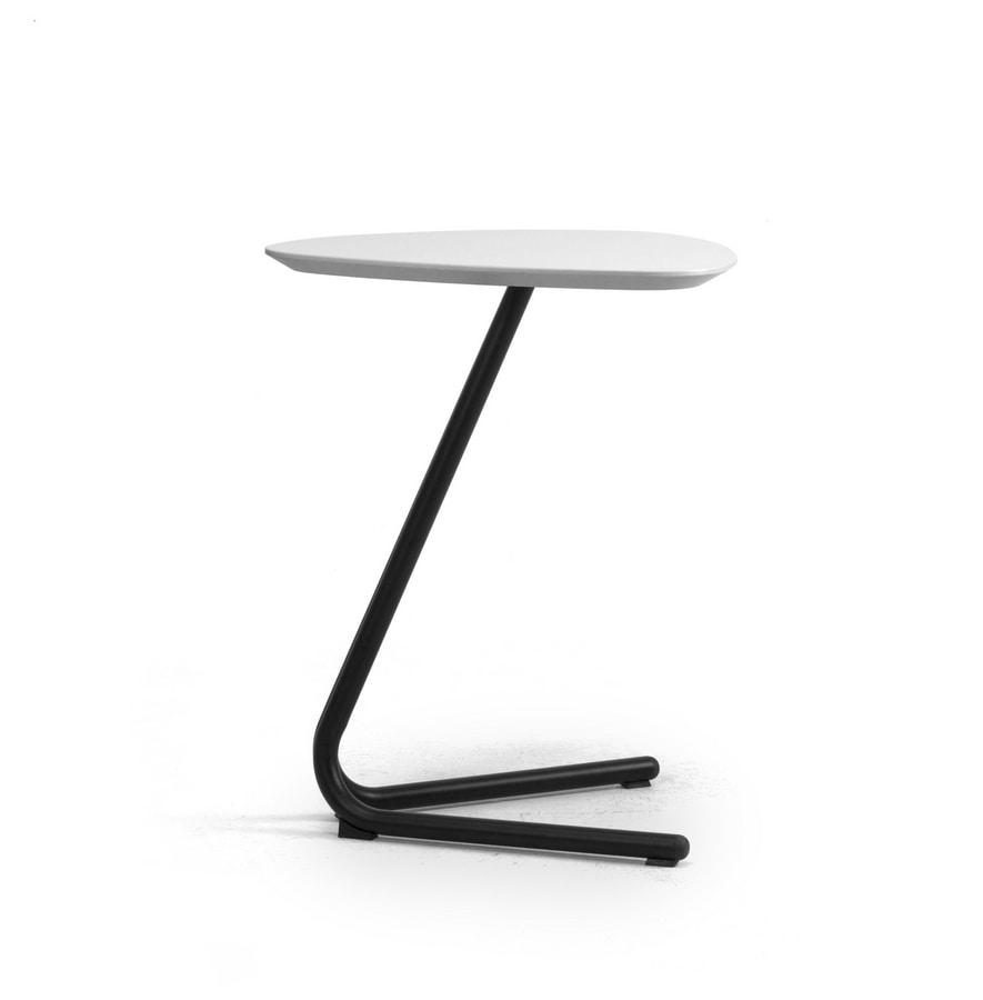 Eos, Tavolino adatto per divani e pouf