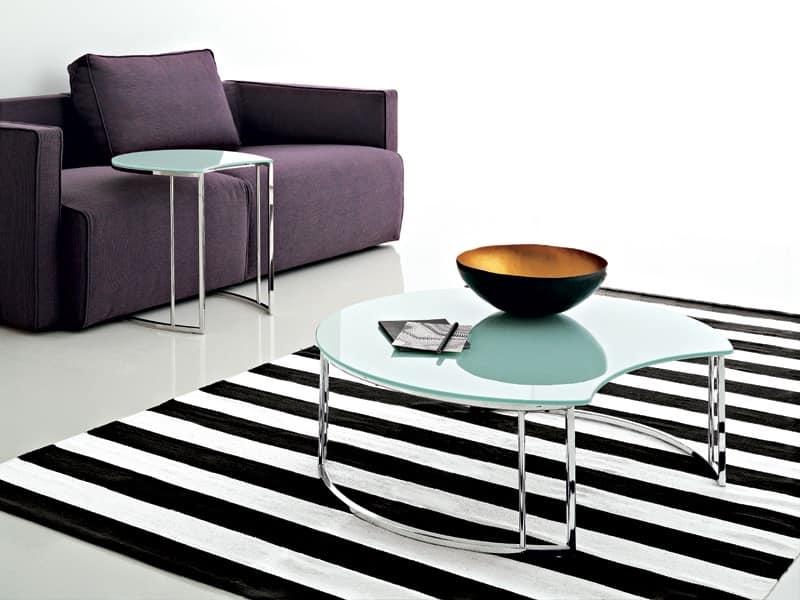 Tavolini salotto studio professionale idfdesign - Tavolini poltrone sofa ...