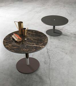 ATOLLO TL507, Tavolino da salotto regolabile in altezza