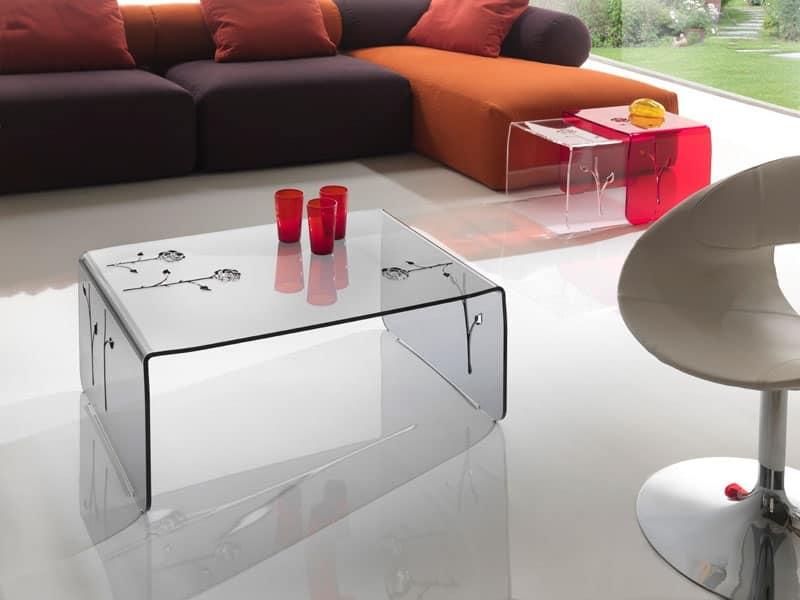 Tavolini Soggiorno Moderni ~ Idee per il design della casa
