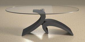 Giove, Tavolino con base in pietra