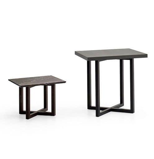 Sidney tavolini quadrati, Tavolini moderni