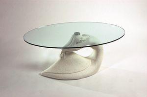 Siren, Tavolino con base a forma di sirena