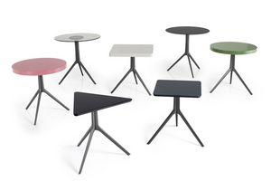 Triangle, Tavolini dal design unico e ricercato