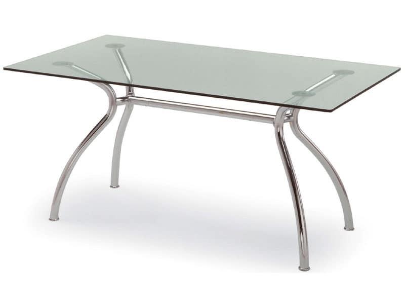 Casa moderna roma italy piani in vetro per tavoli - Tavoli in cristallo prezzi ...