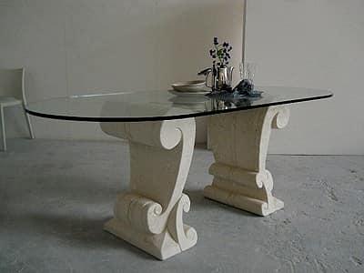 Tavoli prototipo eliseo for Tavoli eleganti