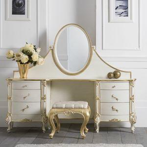 Art. 0128, Toilette in stile classico, con specchiera