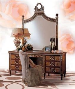 Immagine di Paradise C/414, toilettes classiche in legno decorato