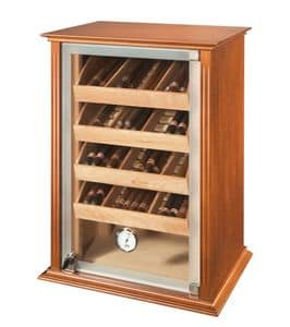 82371 Turner, Vetrina umidificatore per sigari, adatta per Tabaccheria