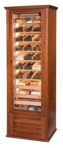 82414 Newman, Vetrina umidificatore per sigari, Tabaccheria