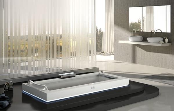 Bagno sanitari vasche idromassaggio idf - Vasche da bagno moderne ...