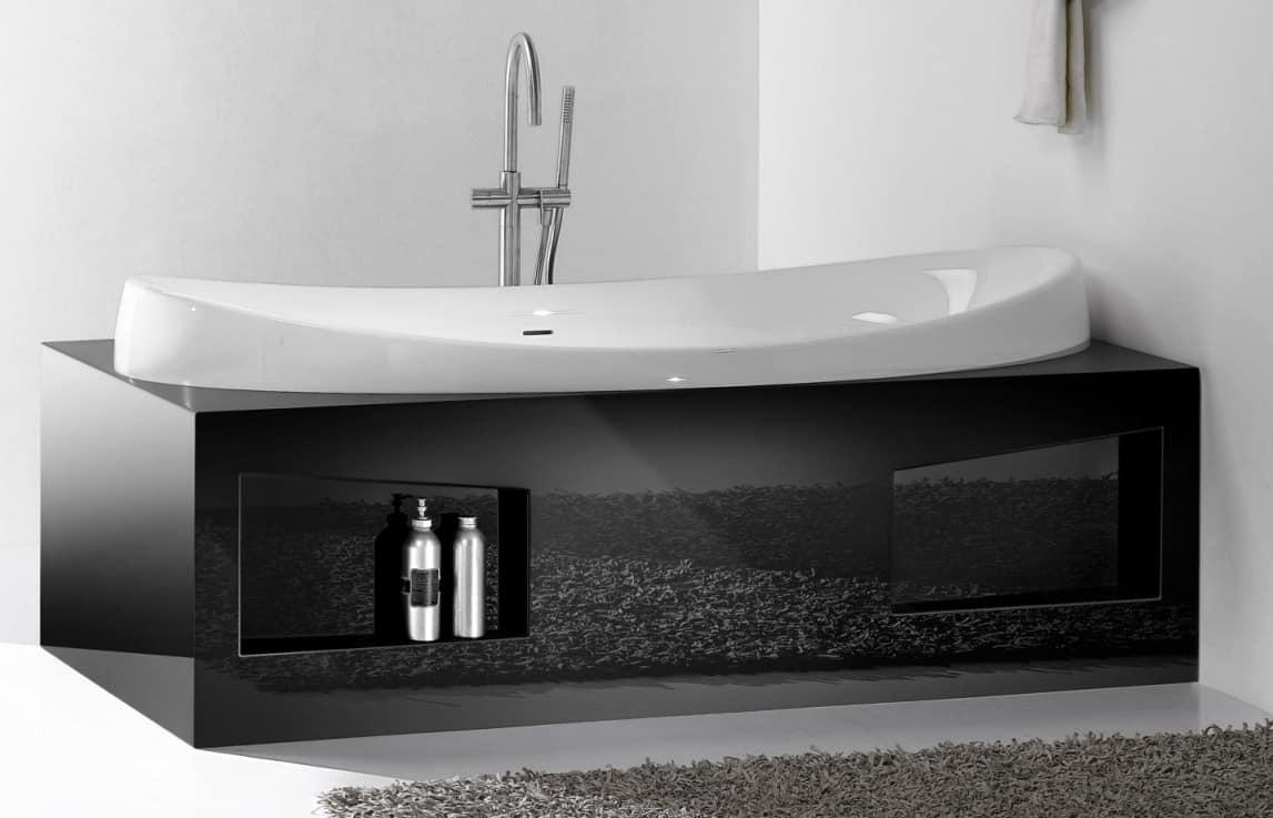 Ikea vasche da bagno idee creative e innovative sulla - Vasca da bagno ikea ...