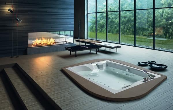Vasche moderne linea duo - Immagini vasche da bagno ...