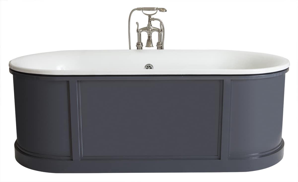 Mensole fai da te con rami - Vasche da bagno esterne ...