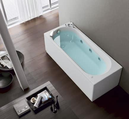 Vasca moderna nova 170x70 - Vasca da bagno piscina ...